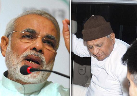 Modi Wishes Speedy Recovery For Hazare