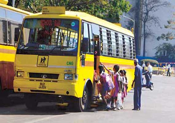 Mumbai  Mar 7  In wake of growing incidents of child molestation by    School Bus Conductor