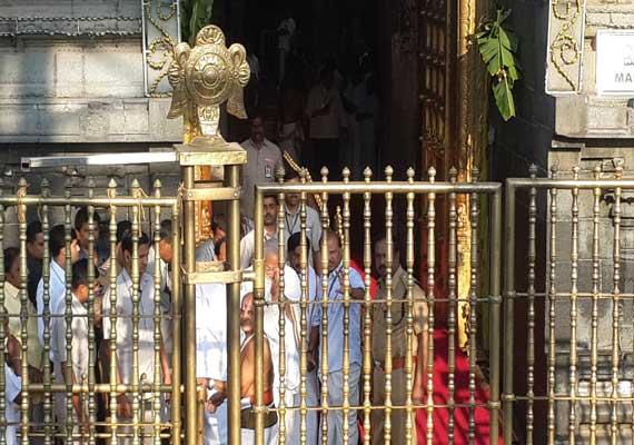 Temple Images of Tirupati at Tirupati Balaji Temple