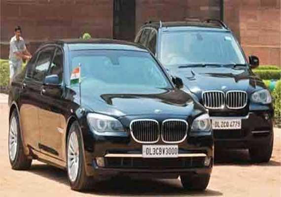 Narendra Modi Security Convoy Narendra Modi's Security