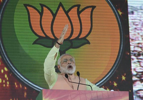 Narendra Modi to address rally in Bangalore on November 17