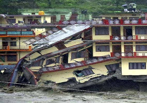 Nearly 57,000 pilgrims trapped during Chardham Yatra in Uttarakhand due to landslides