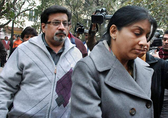 CBI Searches Talwar's Home In Aarushi Case