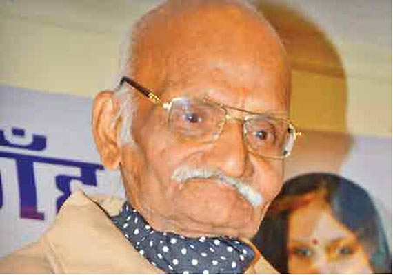 Noted Hindi humourist writer K P Saxena passes away in Lucknow