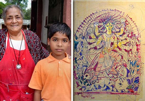 Noted painter Shanu Lahiri passes away