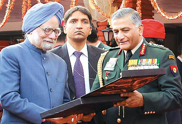 Nothing Be Done To Lower Dignity Of Army Chief's Office, Says PM