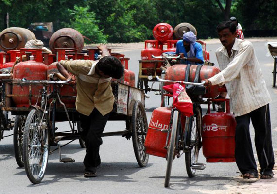 Now surrender extra LPG connections online