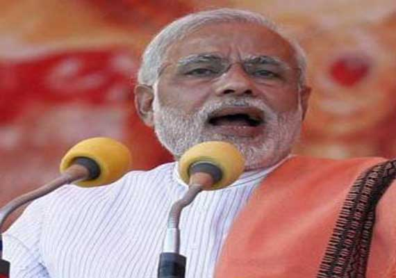Online booking for Modi's Kolkata rally opens from January 3