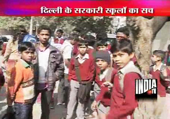 Over 26,000 Govt School Students In Delhi Found Anaemic