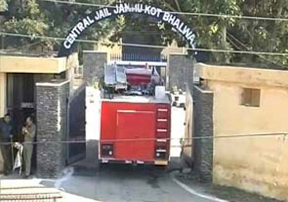 Pakistani prisoner in coma after attack in Jammu jail