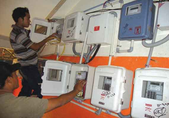 Pre-paid power meters to come up in Nagaland
