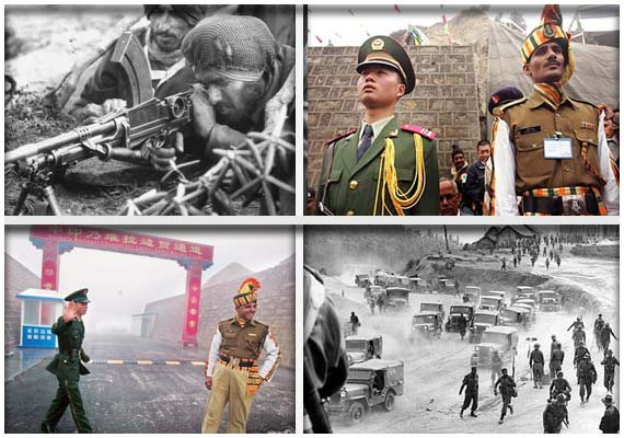 "Put behind ""unfortunate"" 1962 war, China tells India"
