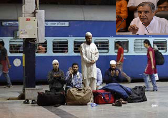 Across-the-board railway passenger fares hiked from January 21
