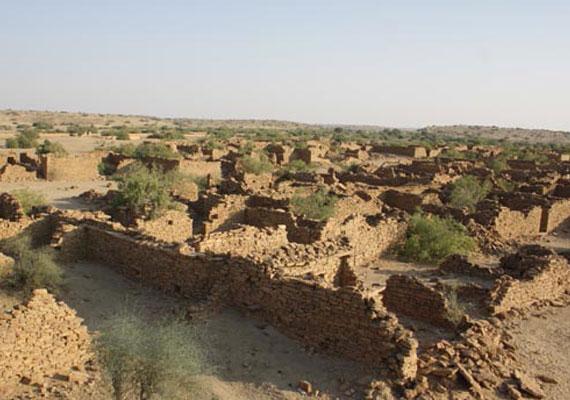 Rajasthan's cursed village near  Jaisalmer: Kuldhara