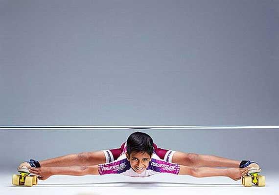 Rohan Kokane is world's lowest limbo skater: Guinness Book of World Records