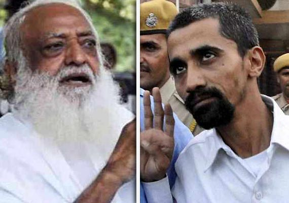 Sex, sleaze and CD: Skeletons tumble out as Asaram's sewadar Shiva spills out the beans
