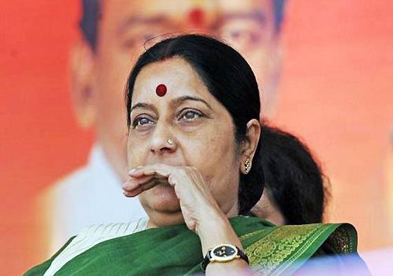 Sushma Swaraj Demands Decisive Action On Indian Kids In Norwegian Home