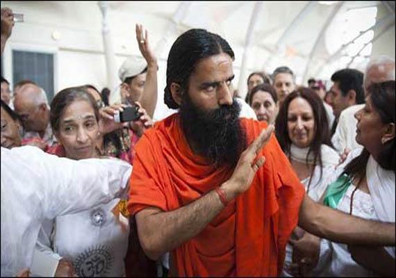 Swami Ramdev Appeals To Uttarakhand Voters To Vote For BJP, CPI