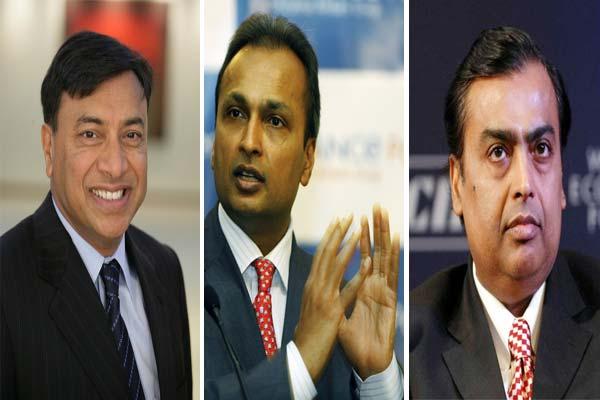 Ten richest Indians