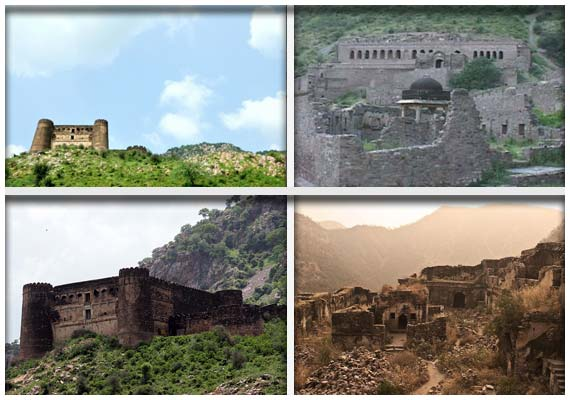 The story of Bhangarh, Rajasthan's silent ghost city