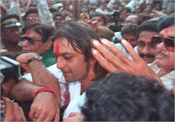 Timeline of Sanjay Dutt's court case in 1993 Mumbai blasts