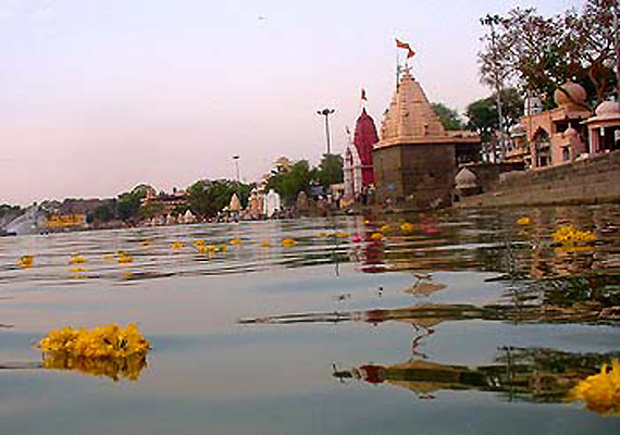 Ujjain India  city photo : ... for preparations towards the Kumbh mela to be held in Ujjain in 2016