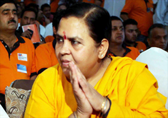 Uma Bharti Takes 'Full Responsibility' For BJP Turnout In UP