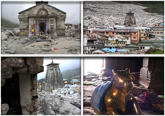 Uttarakhand: India TV exposes govt's claims, Kedarnath temple yet to be cleaned 1 month after tragedy