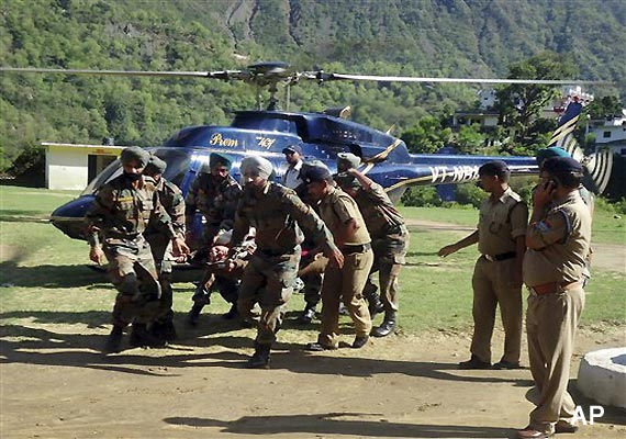 Uttarakhand: 40 choppers deployed for rescue, focus on Kedarnath