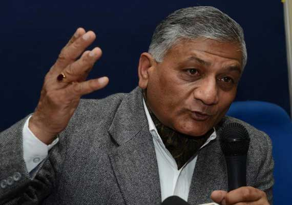 Voter list fiasco: Ex-Army chief V K Singh seeks supplementary polls - Voter-list-fias35952