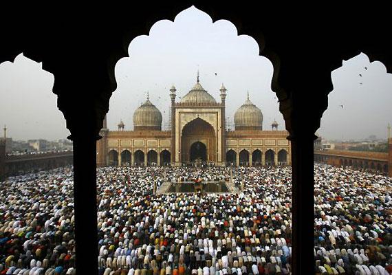 Why do muslims sacrifice an animal on Eid al-Adha