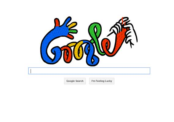 Winter Solstice 2013: Google marks the shortest day with special