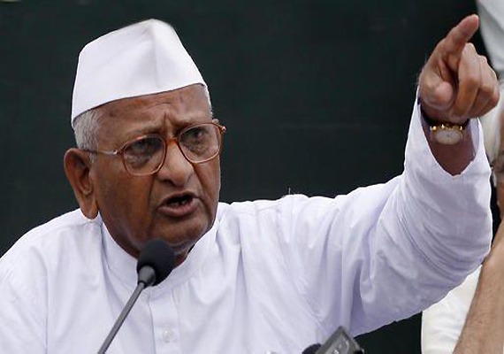2014 Would Be Year Of Change, Says Hazare