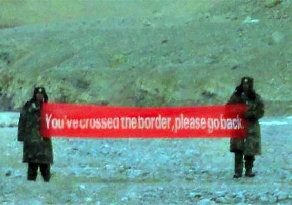 Chinese troops intruded into Indian side in Ladakh, abused locals in Hindi, broke camera equipment