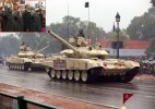 India displays military might on 66th R-Day in presence of chief guest Barack Obama