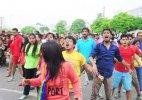 Watch: Delhi's first homosexuals' flash mob brings capital to standstill!