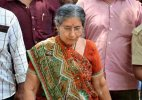 Jashodaben files second RTI appeal on her security cover issue