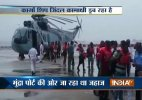 Indian Navy rescues 19 crew members of drifting merchant vessel