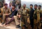 J&K terror attack: 2 militants killed, 1 caught alive, 3 hostages freed