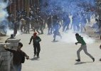 Srinagar: Stone-pelting returns after Masarat Alam arrest