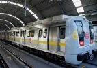 Delhi metro ranked first in information during travel: Survey