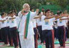 Yoga's promotion as sport not on communal lines: Government