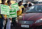 Delhi residents want brides grooms cars exempted