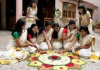 Kerala celebrates Onam with feast and festivities