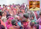 President Mukherjee greets nation on Holi