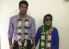 Real love: When a well-to-do engineer married a disfigured acid attack survivor
