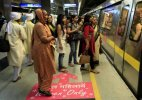 DMRC changes location of reserved 'women coach' on Line 1