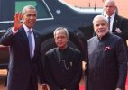 It's a great honour to be back in India: Barack Obama