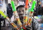 Unseasonal rains and board exams acts as dampener for the Holi sales
