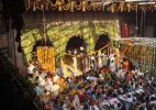 Stampede at Vrindavan temple, Four injured